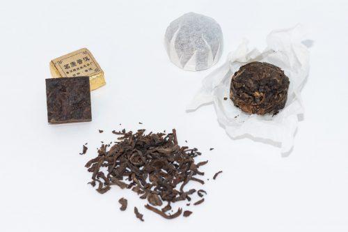 chá escuro 2